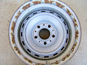 Chevy Gmc Truck Van Pickup 15 X 8 Rally Wheel 5 On 5