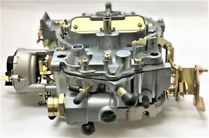 New Rochester Quadrajet 4 Bbl Carburetor 305 350 Engines 650 Cfm Electric Choke