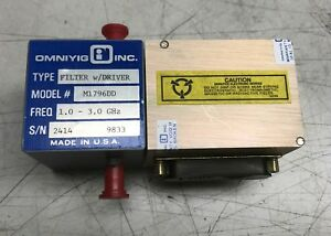 Omniyig Inc Filter Driver M1796dd 1 0 3 0 Ghz