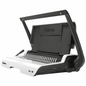 Fellowes 5006501 Star Manual Comb Binding Machine Up To 150 Sheets