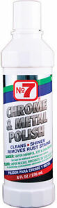 Cyclo No 7 Chrome And Metal Polish 8 00 Oz P N 10120