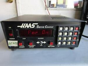 Haas Control Box 14 Pin Cnc Rotary Table Indexer Hrt310 Hrt210