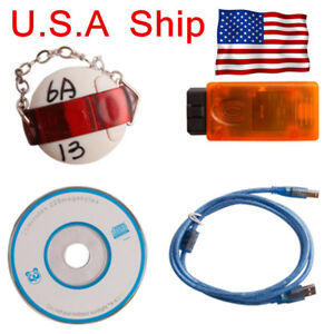Usa Free Ship V2013 07 E f Scanner Auto Programmer Tool Support 166 Types Of Ecu