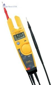 Electrical Voltage Continuity And Current Tester Withstand A 10 foot 3m Drop