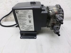 Stenner Pump Company 85mp1 Peristaltic Pump 120 Vac 17 Gpd 25 Psi