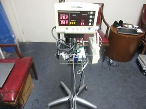 Welch Allyn Series 52000 Patient Monitor With Mobile Stand