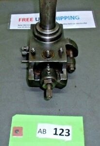 Warner Swasey Adjustable Boring Head Machine Shop Tooling Free Shipping