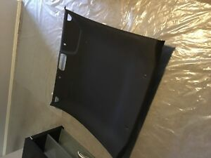 2010 2011 2012 2013 2014 Ford Mustang Oem Headliner Black