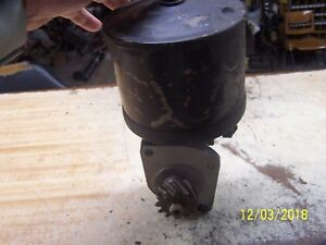 Mf Massey Ferguson 35 50 65 135 150 Gas Tractor Power Steering Pump