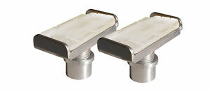 Challenger Lift Adapters Pair B2280 For 2019 Gmc Sierra Chevrolet Silverado