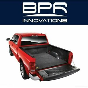 Bedrug Bed Mat For Nissan Frontier 60 Bed W Drop In Liner bmn05ccd