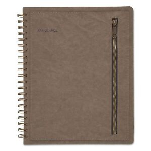 Signature Collection Distressed Green Monthly Planner 8 3 8 x11 Green 2019
