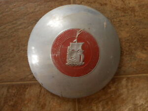 Plymouth 1940 S Dish Vintage Hubcap As Is Used Abused