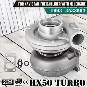 Ve Hx50 3533558 Diesel Turbo Charger For Cumnins M11 Diesel Engine Turbo Fast