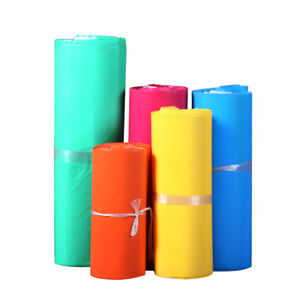 Wholesale Colors Mailers Shipping Envelopes Self Sealing Plastic Mailing Bags