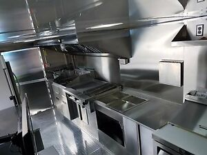 Customize Your Own Brand New Food Truck 14