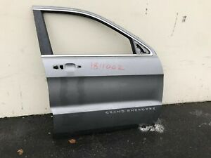 2012 Jeep Grand Cherokee Srt8 Front Right Passenger Door Frame Shell Oem