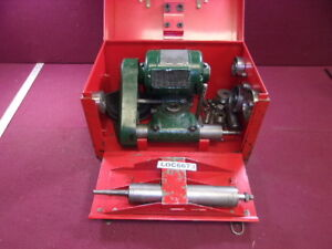 Dumore Tool Post Grinder No 5 Well Taken Care Of Loc6673