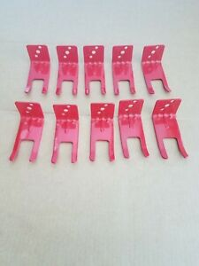 Fire Extinguisher Wall Bracket Lot Of 10 Fork Style Wall Mount
