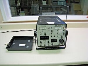 Cushman Ce 31b Fm Communications Radio Test Set Service Monitor Used