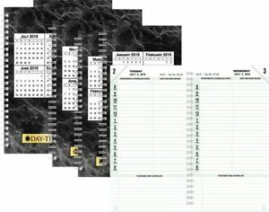 1 page per day Planner Refill Pocket Size