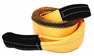 Tanaka 4 Super Duty 35 000 Lb Rated Recovery Tow Strap 4 X 30