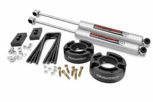Rough Country 2 5 Ford F 150 Leveling Lift Kit 2004 2008 F 150 57030