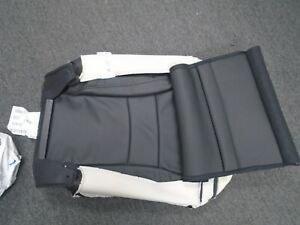 2013 2015 Honda Accord 2dr Passenger Front Seat Leather Cover 81121 t3l a41zb