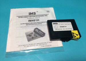 Intelligent Motion Systems Inc Im481h High Performance Microstepping Drive