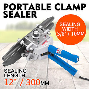Fkr 300 Portable Hand Clamp Sealer Portable 110v 60hz Laminated Film Promotion