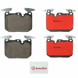 For Bmw F30 F32 F33 F34 Front Ceramic Disc Brake Pad Set Brembo P06088n