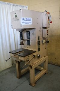 10 Ton Denison Hydraulic Press Yoder 67091
