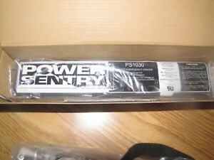 New Power Sentry Ps1030 Led Reduced Profile Emergency Driver Install Kit10w30vd