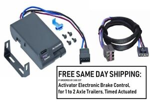 Draw tite 5100 Brake Control For Ford F 150 F 150 Heritage