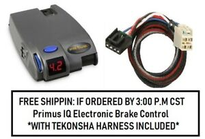 Tekonsha 90160 Brake Control For Chevrolet Silverado 1500 For 2014 2018