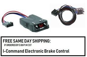Draw tite 5504 Brake Control For Chevrolet Tahoe Suburban 1500 2500