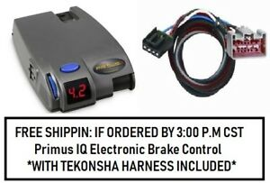 Tekonsha 90160 Brake Control For Ford Expedition