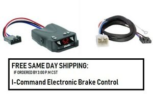 Draw Tite 5504 Brake Control For Toyota 4runner For 2014 2016