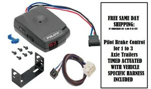 Pro Series 80550 Brake Control For Toyota Tacoma For 2016 2018