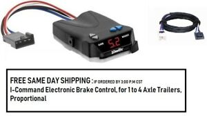 Draw Tite 5535 Brake Control For Nissan Armada Frontier