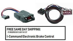 Draw tite 5504 Brake Control For Ford