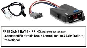 Draw Tite 5535 Brake Control For Toyota Tundra