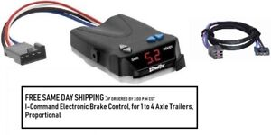 Draw Tite 5535 Brake Control For Ford Excursion Expedition