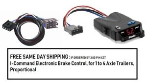 Draw tite 5535 Brake Control For Chevrolet Silverado 1500