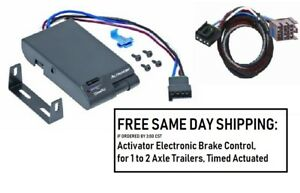 Draw tite 5100 Brake Control For Chevrolet Silverado 1500