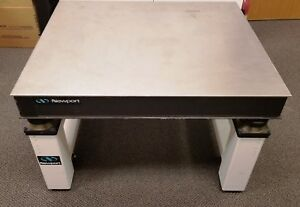 Newport Rolling Vibration Isolation Optical Table