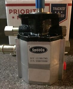 Speeco 16 Gpm Two Stage Log Splitter Pump P n S390705b0