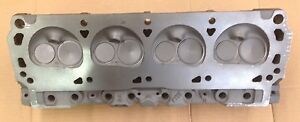 351w Ford Gt40p 4 Bar Pair Of Cylinder Head F77e With 1 2 Head Bolt Hole
