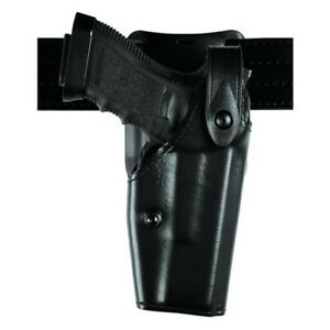 Safariland 6285 283 131 Hooded Duty Holster Stx Rh Fits Glock 19
