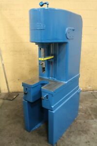 8 Ton Denison Hydrauic C Frame Press Yoder 66114